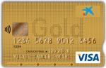tarjeta visa gold la caixa