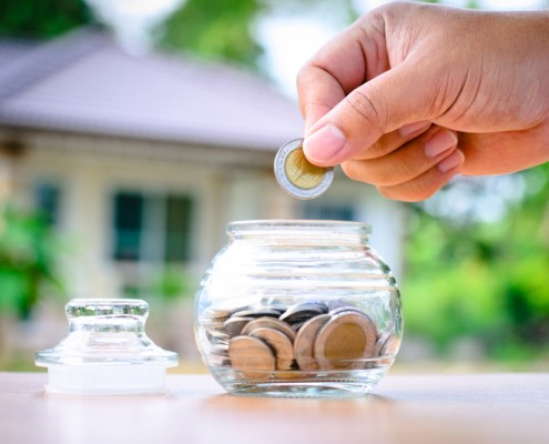 como ahorrar casa