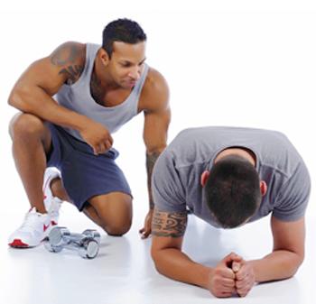 personal trainer entrenar casa