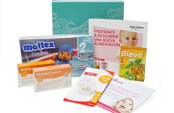 muestras gratis para el bebe